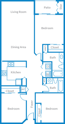 floorplans-3-bedroom